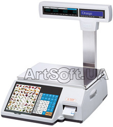 Весы CAS CL5000