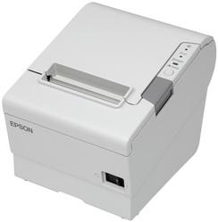 Принтер чеков Epson TM-T88V, USB+COM, ECW + PS-180 (C31CA85012)
