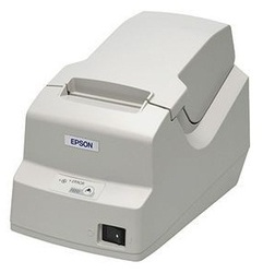 Принтер чеков Epson TM-T58 RS-232 I/ F Incl.PC-180 (White) (C31CA04051A0)