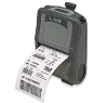Мобильный принтер этикеток штрих кода Zebra QL420+, 4Mb Flash/8Mb DRAM,LCD, 802.11G термо-принтер, ЖК-дисплей, WiFi 802,11g (Q4C-LUKCE011-00 )