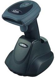 Сканер штрих-кода Cino F790 BT черный (6367)