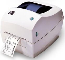 Принтер этикеток ZEBRA TLP2844 c диспенсером (2844-10321-0001)