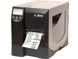 Принтер этикеток ZEBRA ZM400, термотрансферный, внутренний подмотчик (ZM400-200E-5000T)