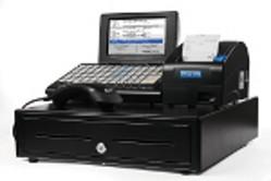 POS-система EasyPOS nova  [FPrint-5200K, Frontol CE, монитор 7, ДП, MSR, ДЯ, сканер шк кассира]
